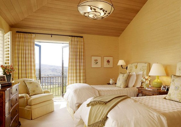 9 combinazioni di colore per la vostra camera da letto. - Wikicasa News