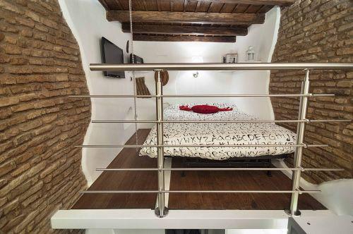 La casa più piccola d'Italia: tecnologia e design in 7 mq.