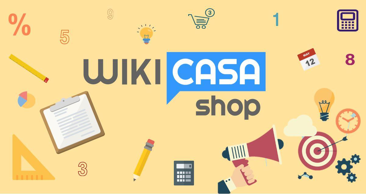 Servizi tecnici per l'immobiliare? Da oggi c'è lo Shop di WikiCasa!