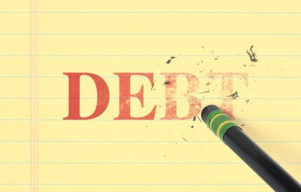 Come diminuire i debiti con la legge salva suicidi.