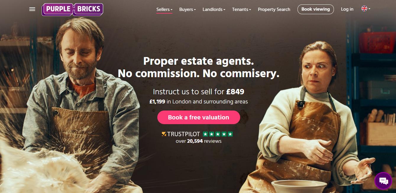 L'agenzia immobiliare online che ha rivoluzionato il mercato.