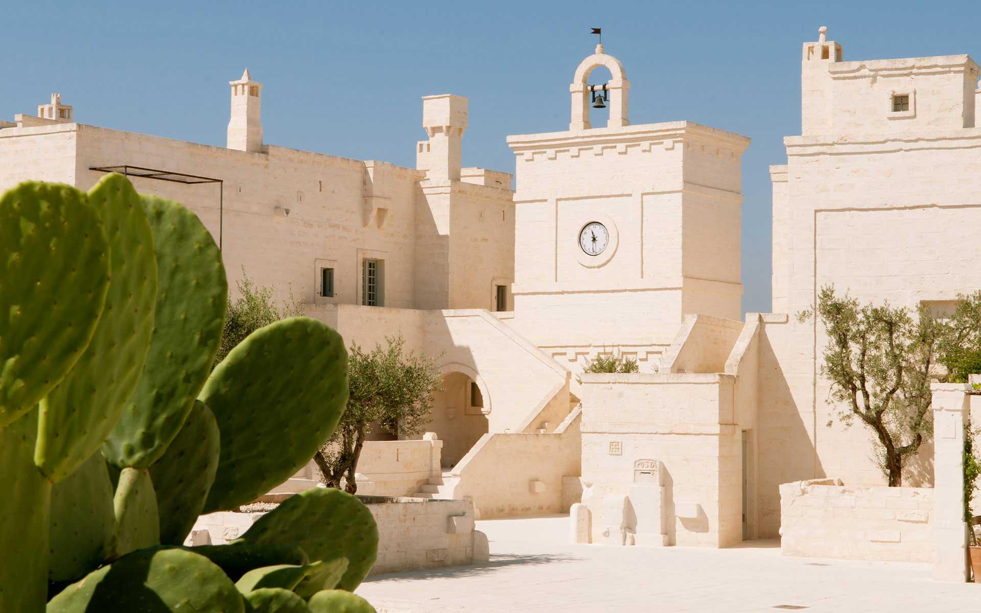 Borgo Egnazia in Puglia si riconferma come l'hotel più bello del mondo