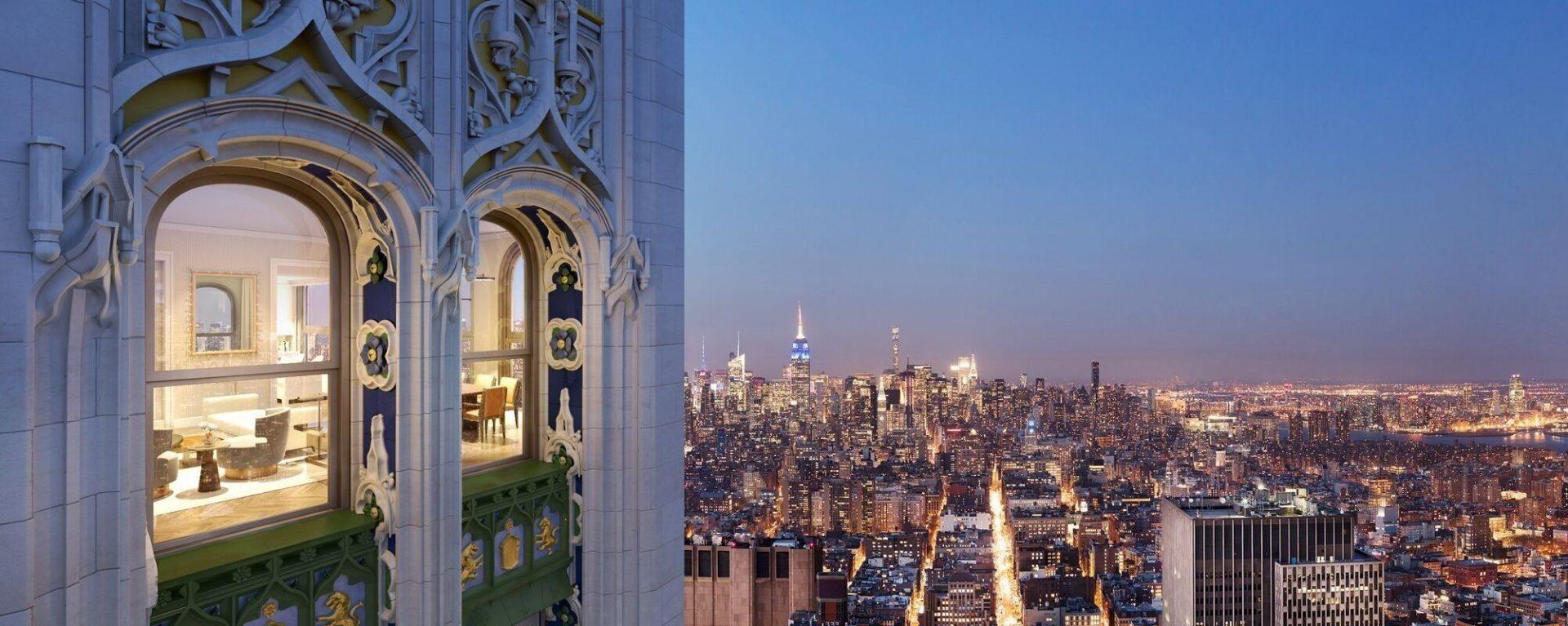 L'attico più caro del mondo si trova a Manhattan ed è in vendita