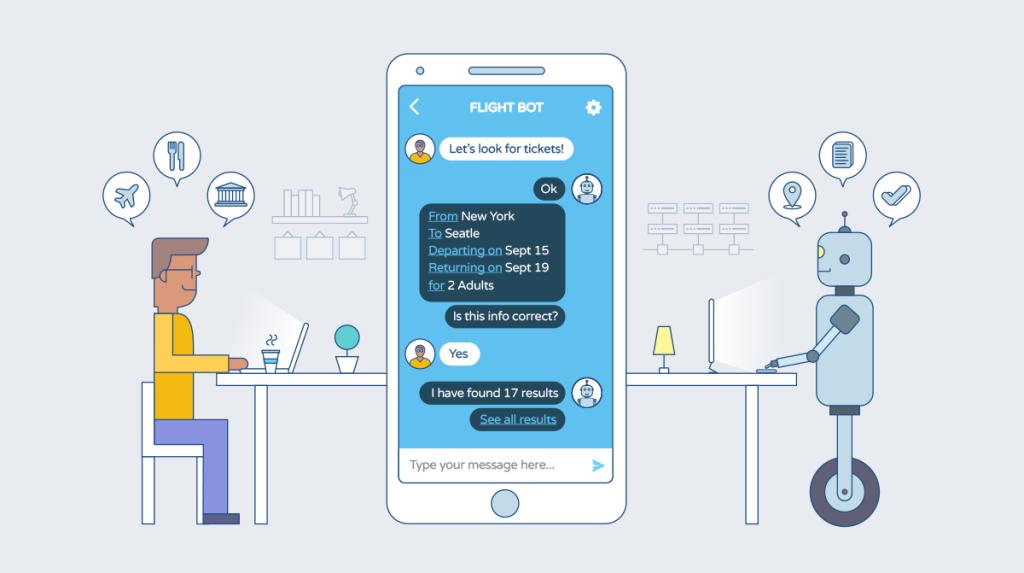 Immobiliare e chatbots: quando è il robot a vendere la tua casa