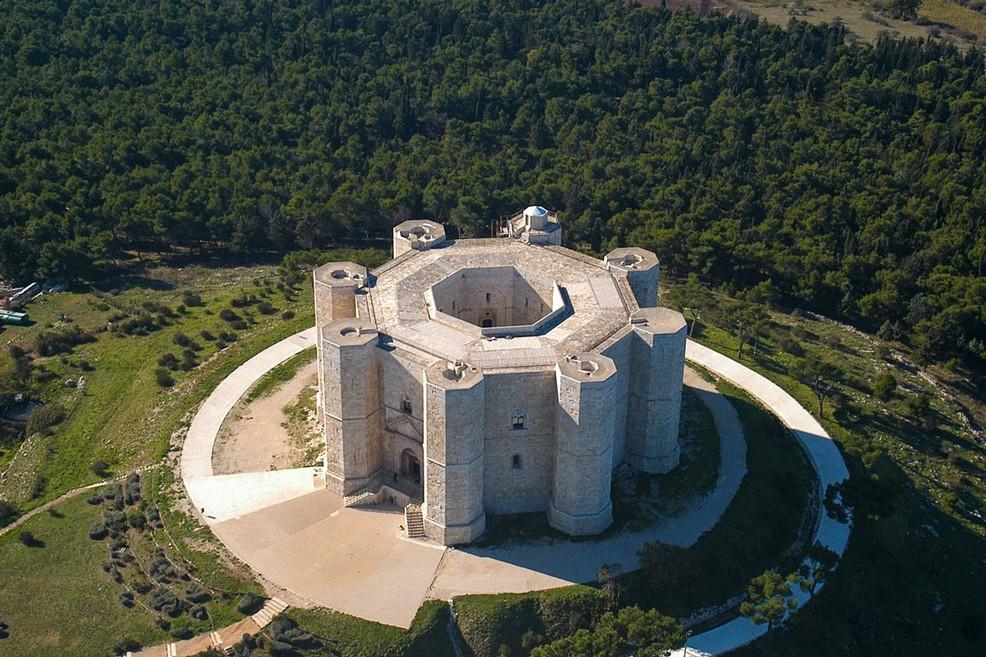 Patrimoni dell'Unesco, Castel del Monte, Andria