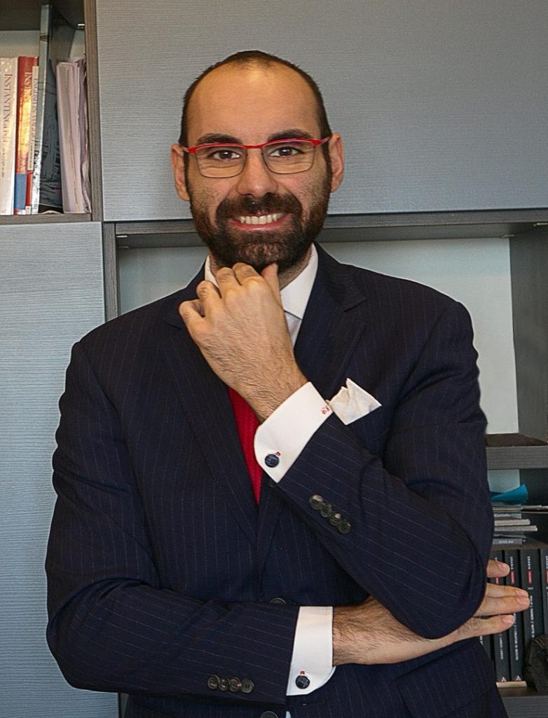Federico Pagliuca, fondatore di  iRealtors