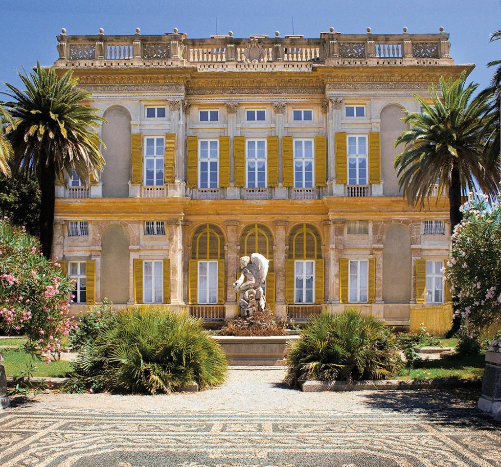 Patrimoni dell'Unesco, I Palazzi dei Rolli, Genova