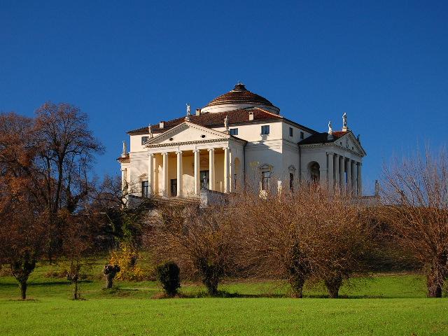 Villa Almerico Capra - Andrea Palladio - Patrimoni dell'Unesco