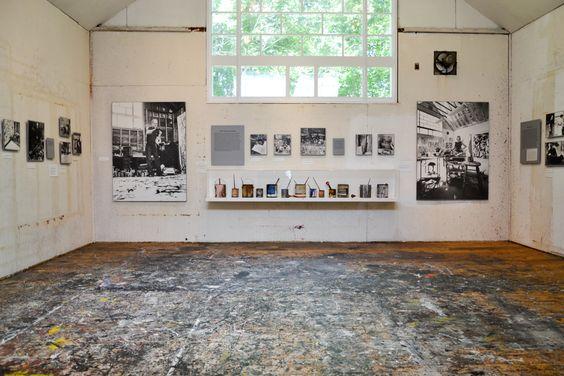 Appassionato d'arte? Avvicinati agli artisti entrando nelle loro case...virtualmente