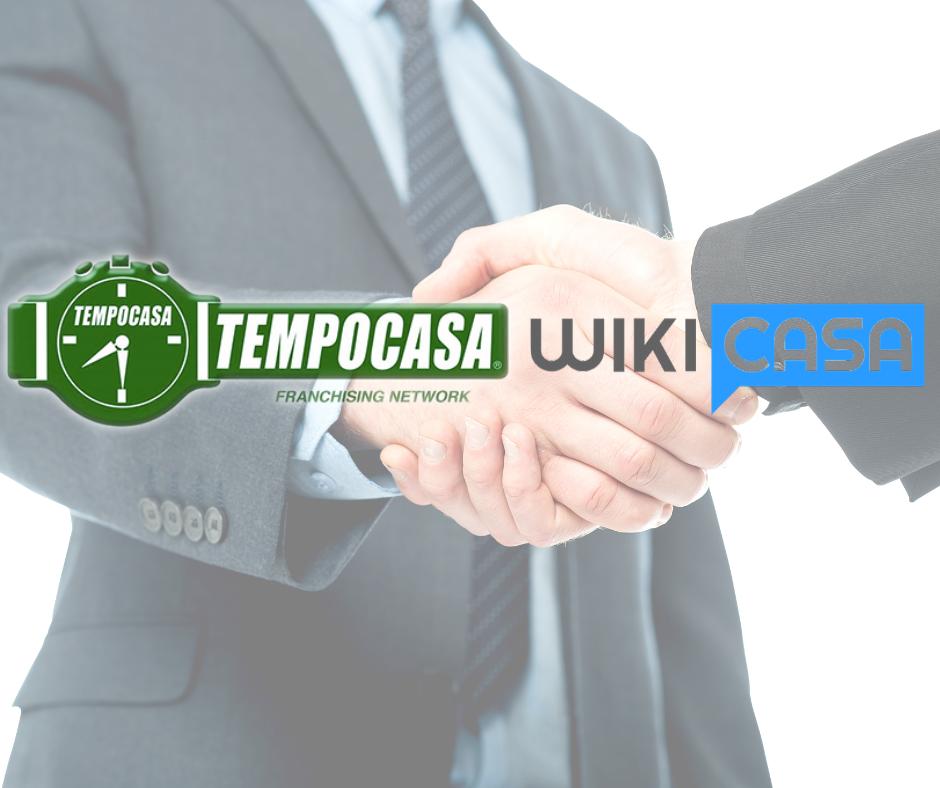 Tempocasa continua ad investire nel digital e sigla un accordo con Wikicasa