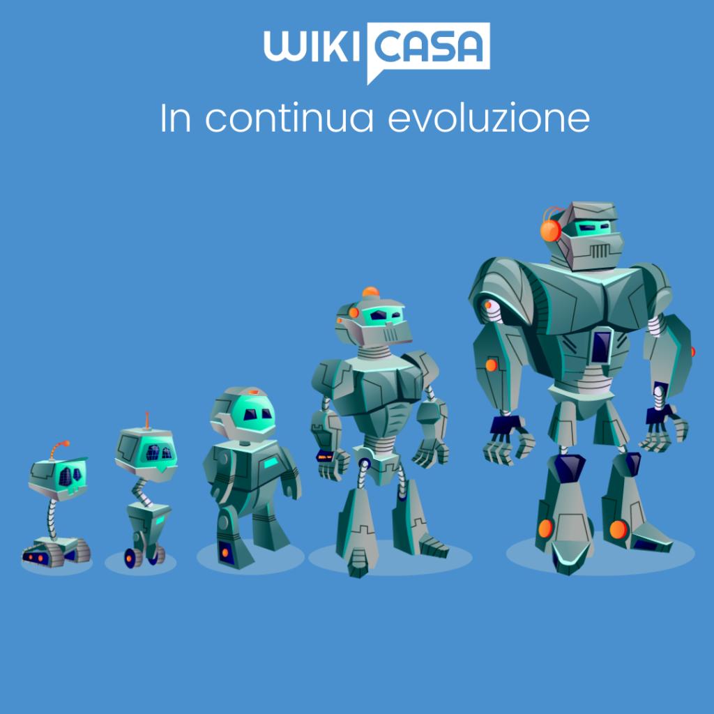 Wikicasa in continua evoluzione: una nuova area riservata anche per gli utenti